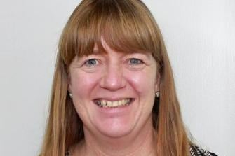 Jackie Buxton, chief officer of Derbyshire LPC.