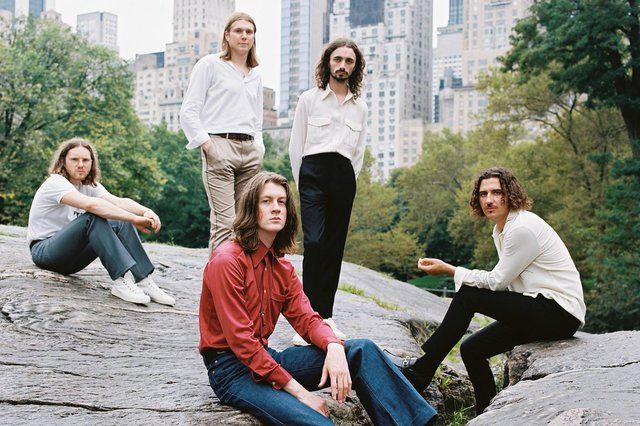 Blossoms shot to fame with their eponymous chart-topping debut album in 2016.
