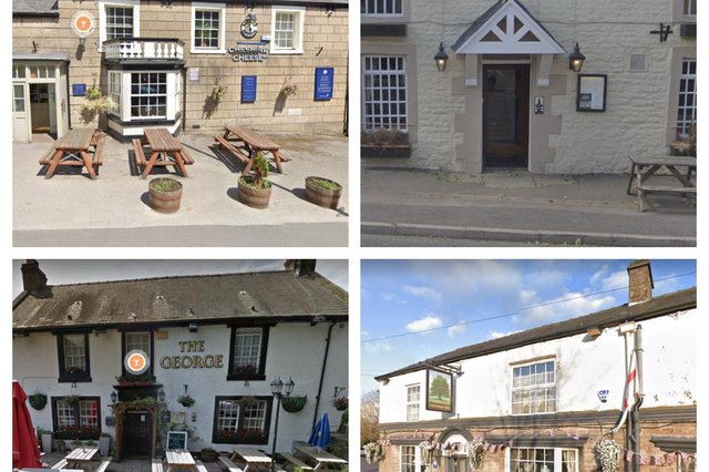 These are the High Peak pubs set to open in April