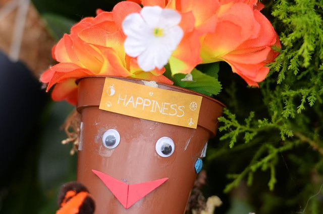Could you help turn Buxton orange this summer by decorating your garden or place of work?