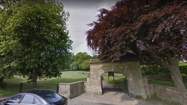 Trees planted in memory of loved ones have been damaged at Chapel-en-le-Frith Memorial Park
