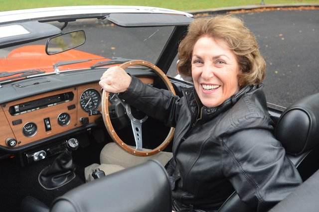 Former Conservative MP Edwina Currie is taking on Ruth George for the Whaley Bridge seat in May's county council elections