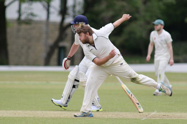Buxton skipper Andrew Slater wants to see more improvement from the first XI batsmen.