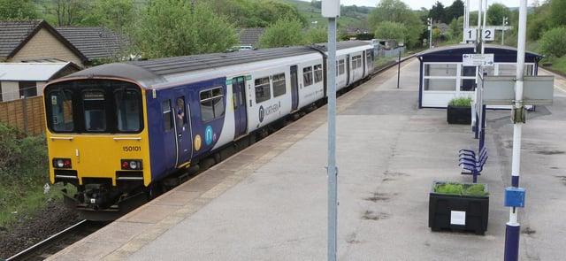 Chinley Station