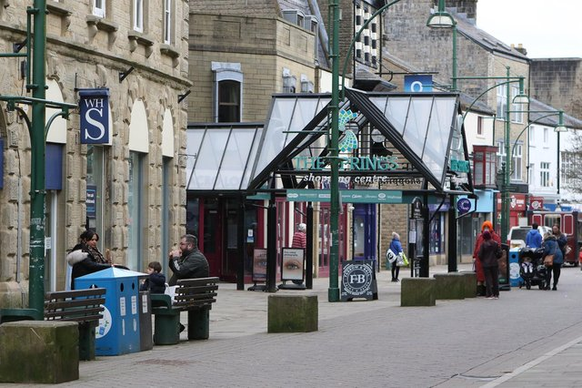 Buxton has been awarded £6.6 Government funding to transform the town centre