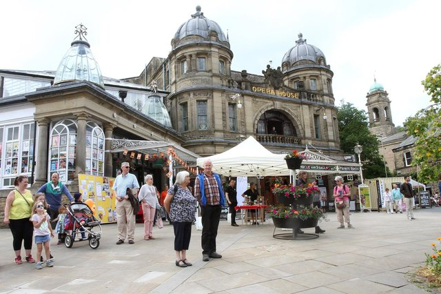 Buxton Festival and Fringe is due to take place in July