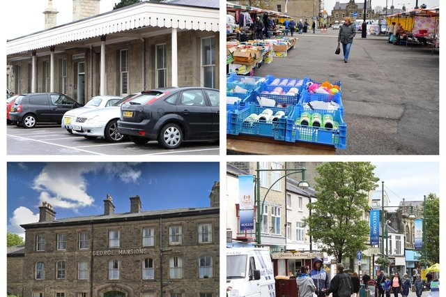 The Buxton areas you said you'd like to see investment in
