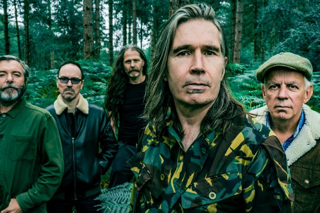 Del Amitri will play at Manchester's Bridgewater Hall on September 20, 2021. Photo by Kevin Westenberg.