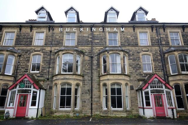 Buckingham Hotel, Buxton. Picture: Chris Etchells
