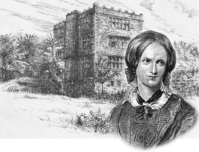Charlotte Bronte and the North Lees Hall at Hathersage connection