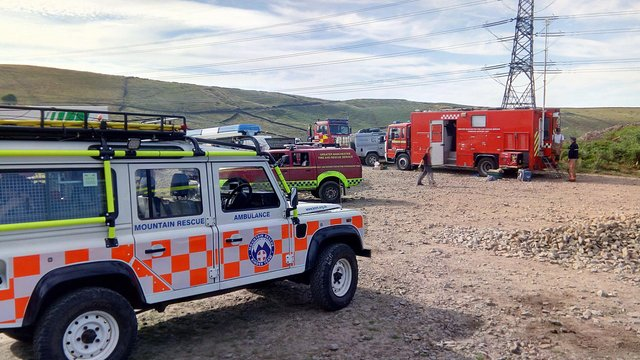 Kinder Mountain Rescue Team has launched a fundraising campaign to cover the £85,000 cost of a new off road vehicle