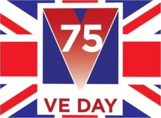 Here's how you can celebrate VE Day at home.