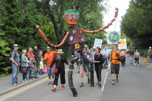 The Buxton Flowerpot Trail is set to return this July.