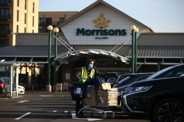 Emergency services, armed forces and care workers are now eligible for a 10 per cent discount from Morrisons.