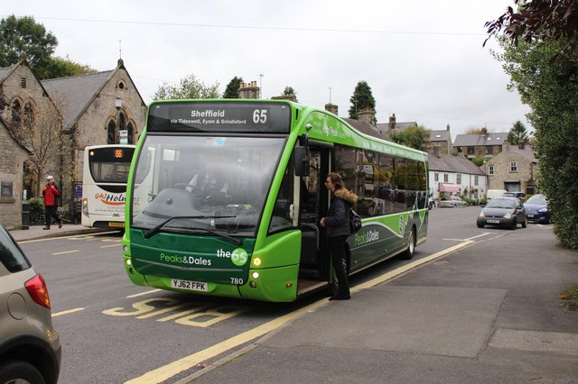 High Peak Buses services continue to be impacted by staff shortages due to covid