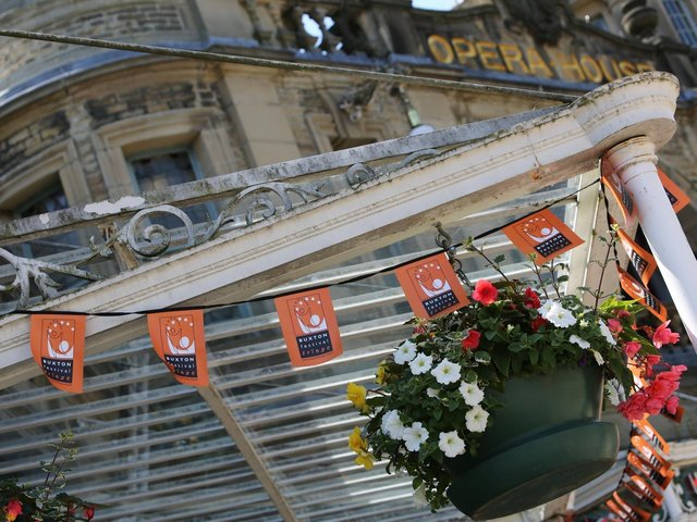 The Buxton Festival and Buxton Festival Fringe is gearing up to return July 7-25. (Photo: Ian J Parkes)