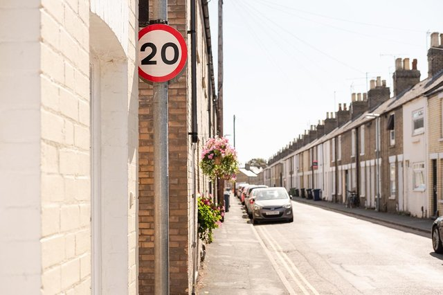 GEM wants the Government to consider a 20mph limit in all residential areas