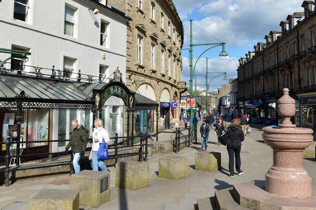 Are television crime drama fans rushing to buy their own piece of Buxton?