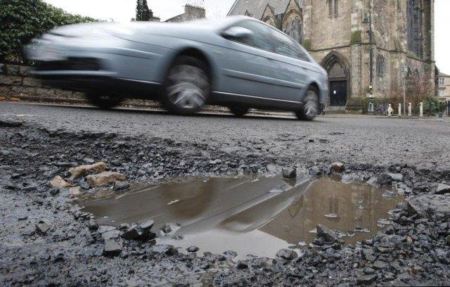Potholes drive many of you mad.