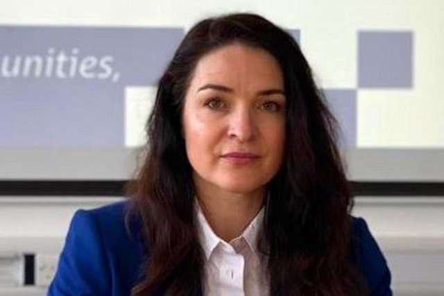Angelique Foster, Derbyshire's Police and Crime Commissioner.