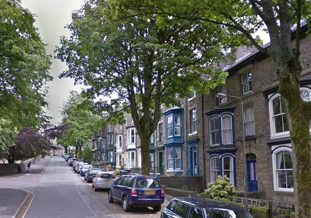 The attack is said to have happened on Bath Road
