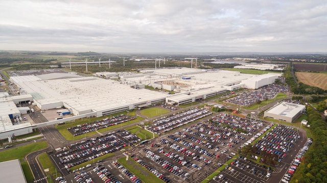 Nissan already has a large presence in Sunderland, where it builds the Leaf, Juke and Qashqai
