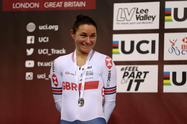 Dame Sarah Storey will take part in her 21st World Championships. (Photo by Naomi Baker/Getty Images)
