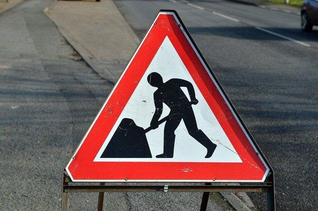 Derbyshire County Council has announced a £10m programme of work on the county's roads