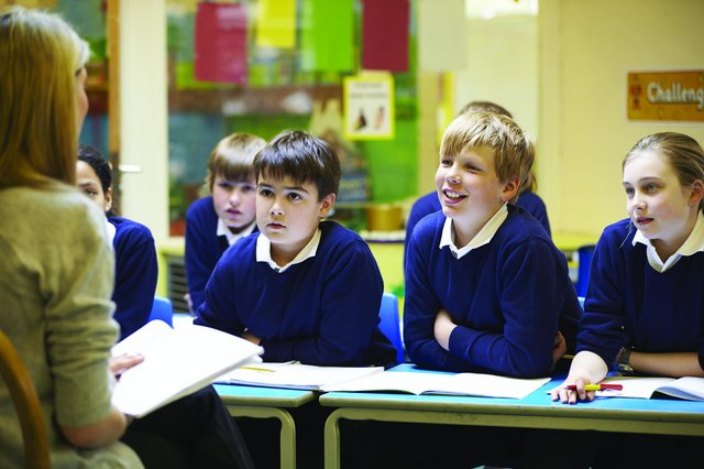 There's still time for you to praise High Peak teachers and schools who you think have gone above and beyond during the pandemic