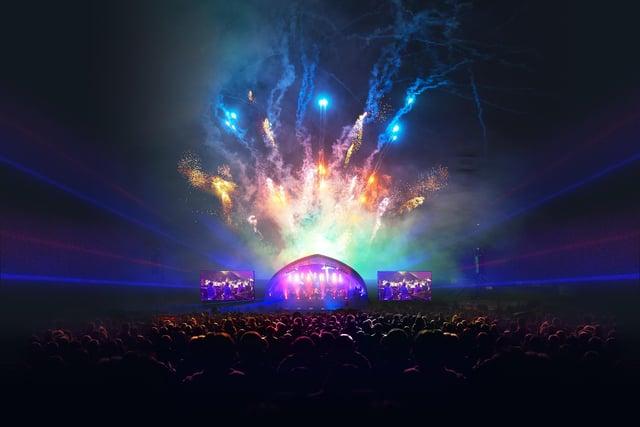 Hannells Darley Park Concert