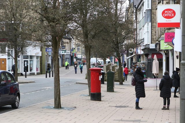 The money could be spent on schemes to attract people back to Buxton town centre