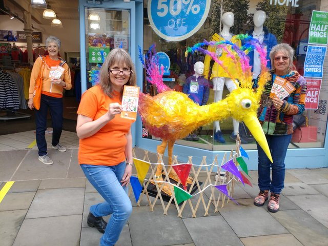 The streets of Buxton will burst back into life with the return of the Fringe festival this summer.