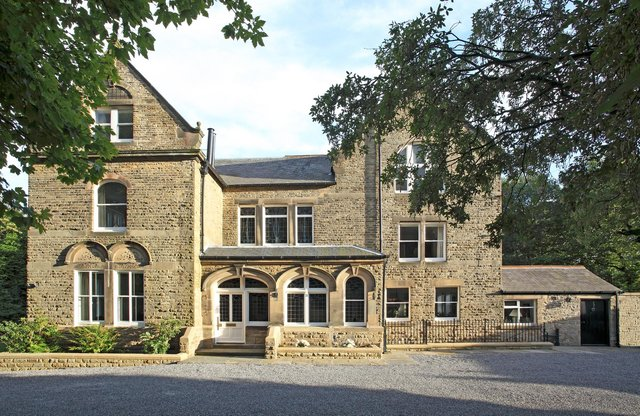Thorneycroft, Burlington Road, Buxton is on the market for £1,995,000.