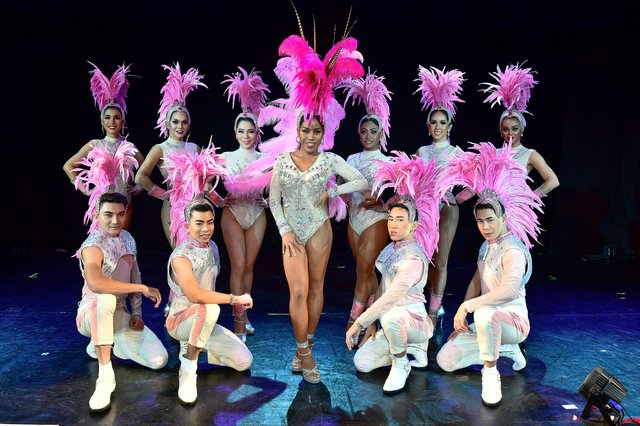 The Ladyboys of Bangkok will tour to Derby and Chesterfield in 2021.