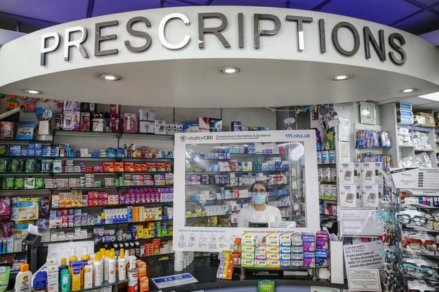 Many pharmacies will be closed over the Easter weeend. (Photo by Hollie Adams/Getty Images)