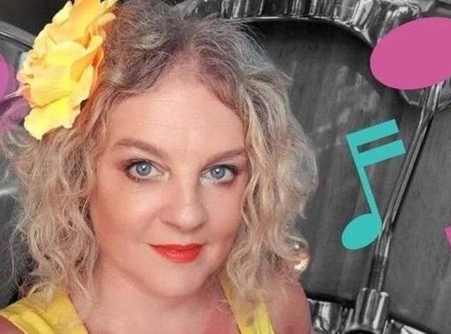 Chesterfield-based pianist Wendy Kirkland.