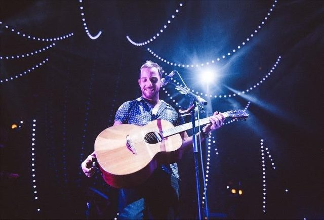 James Morrison will play at Manchester's Bridgewater Hall. Photo by Oliver Halfin.
