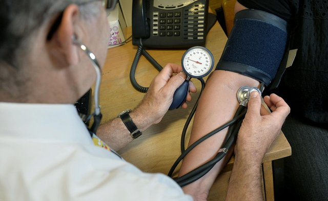 Around a fifth of Derby and Derbyshire patients avoided making a GP appointment in the past year over fears of being a burden on the NHS