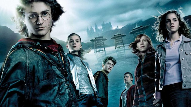 Wands at the ready as Harry Potter is returning to the big screen for an epic eight-movie marathon.