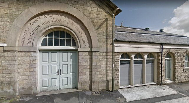 Plans for a new bar/restaurant at The Old Pump House on George Street in Buxton have been submitted to the council.