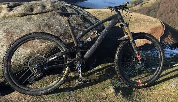 Buxton Police Safer Neighbourhood Team have released these images of the stolen bikes