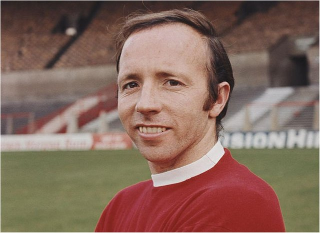 Nobby Stiles has died at the age of 78. (Photo: Getty).