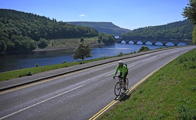 The Peak District National Park turns 70 on April 17 and people can join the celebrations online. (Photo: Paul Ellis/AFP via Getty Images)