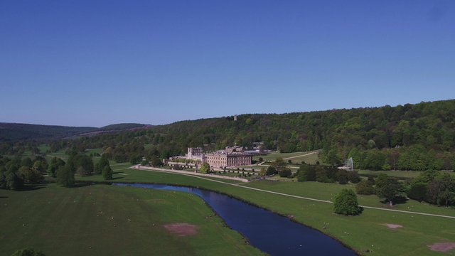 Chatsworth estate will host a temporary campsite this summer under the relaxation of planning rules.