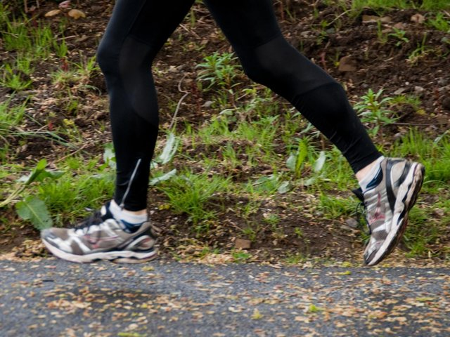 Runners will be clocking up 100 miles for a good cause around Whaley Bridge this Saturday.