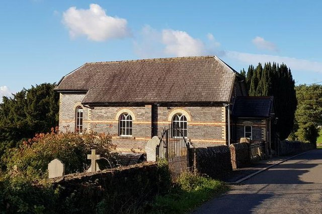 The Methodist Chapel has been at the heart of Fernilee's community for 150 years.
