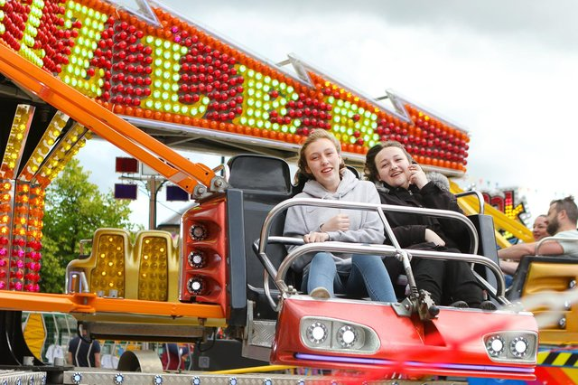Buxton fair  will not be back for the second year running