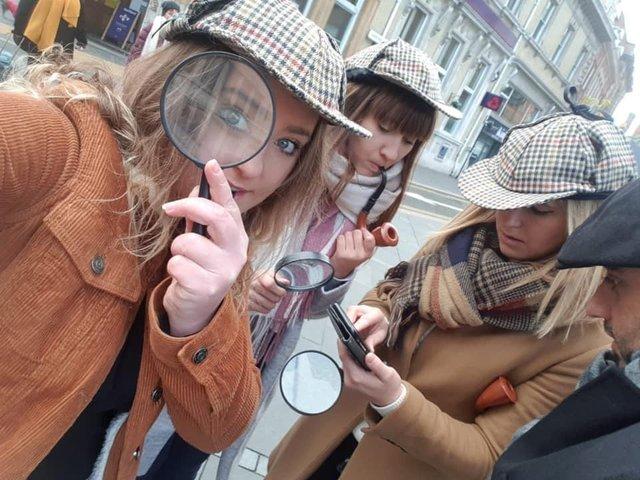 A new intractive murder mystery game is heading to the streets of Buxton next month