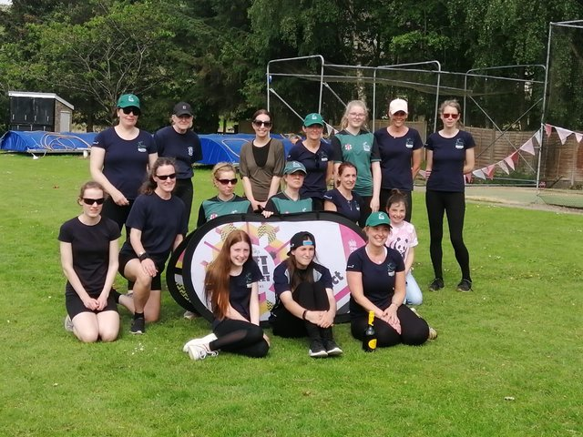 The Buxton Belters were recently successful at the Charlesworth Cricket Festival.