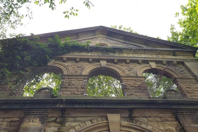The original face of the building will be preserved and updated with contemporary materials.